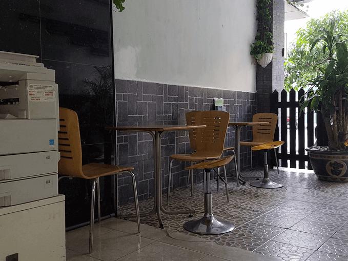 Cho thuê văn phòng ảo - Khu vực tiếp khách - 1