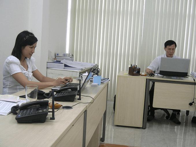Chia sẻ văn phòng - Phòng làm việc nhỏ - 2
